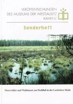 Moorwälder und Waldmoore am Pechfluss in der Laussnitzer Heide