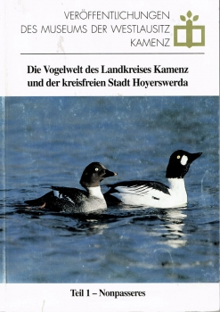 Die Vogelwelt des Landkreises Kamenz und der kreisfreien Stadt Hoyerswerda