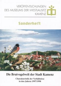 Die Brutvogelwelt der Stadt Kamenz