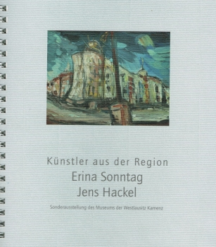 Katalog Erina Sonntag und Jens Hackel