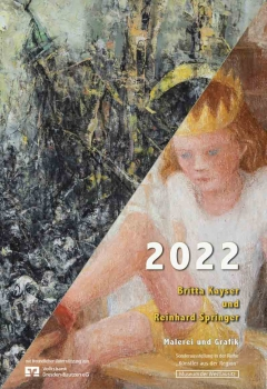 Postkarten-Kalender 2022: Britta Kayser und Reinhard Springer