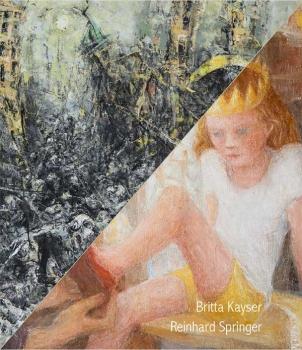 Kunstkatalog: Britta Kayser und Reinhard Springer