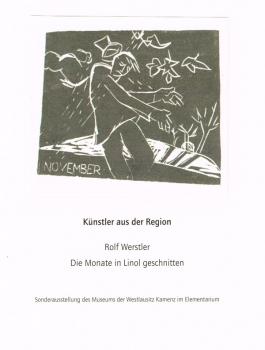 Künstler aus der Region - Rolf Werstler